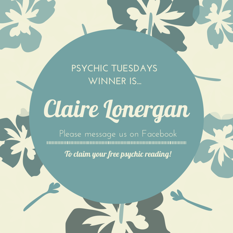 Psychic Tuesdays: And The Winner Is...