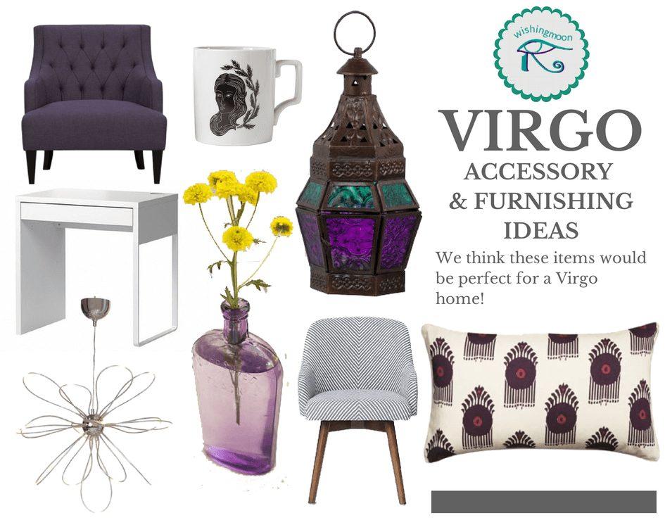 Virgo accessories