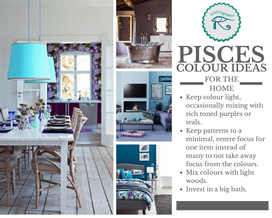 Pisces Home ideas