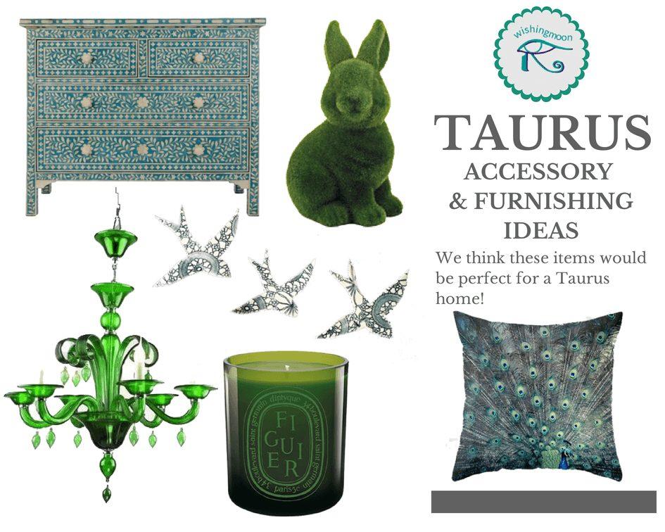 taurus home accessories