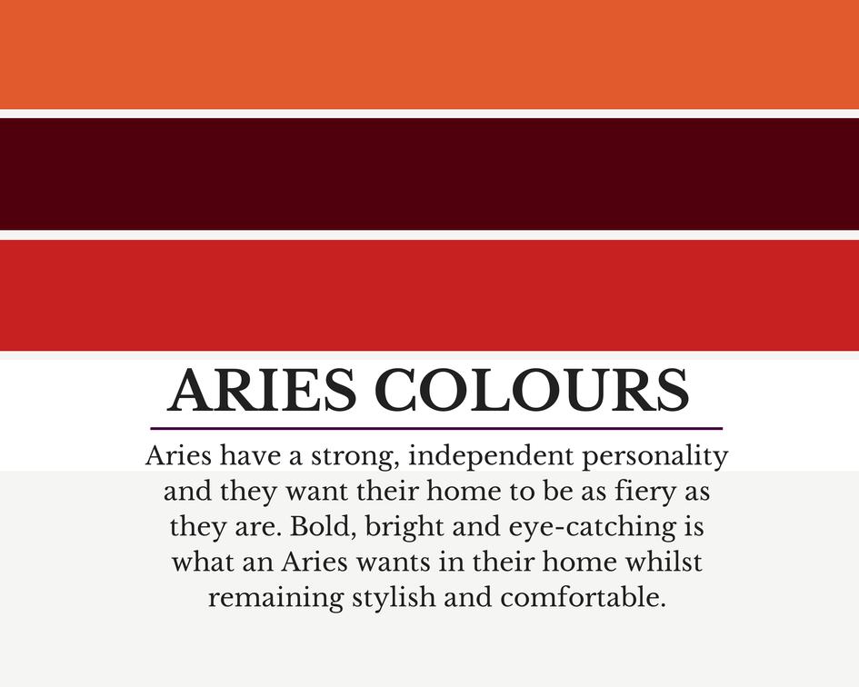 Aries colour