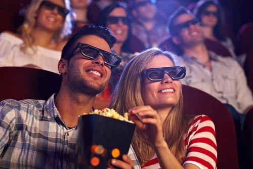 cinema couple