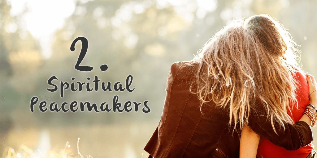 spiritual peacemakers