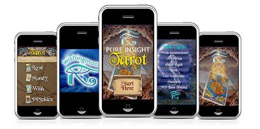 tarot iphone app