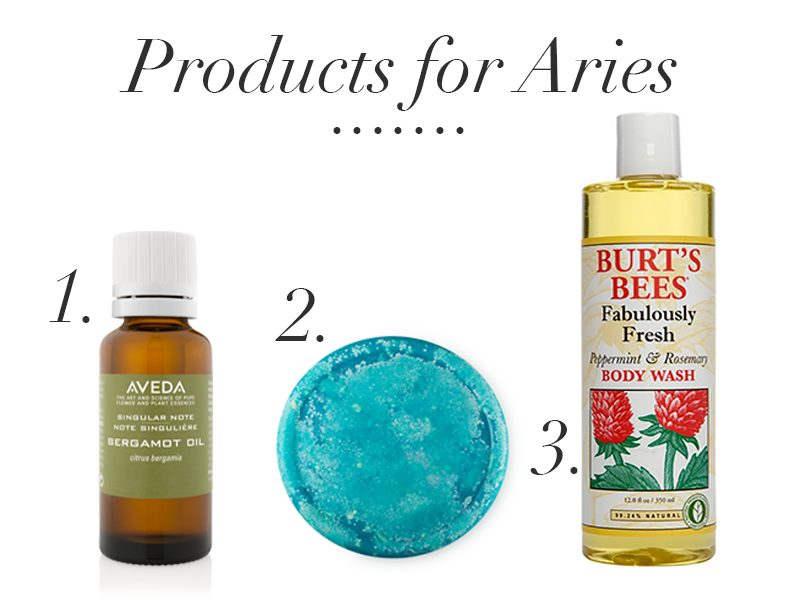 products for aries