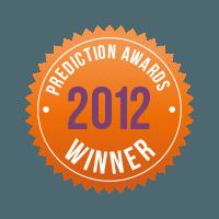 prediction award winner