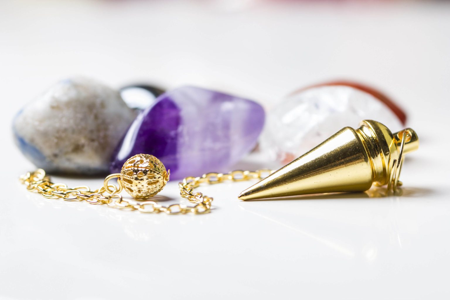 The remarkable things your pendulum reading can reveal