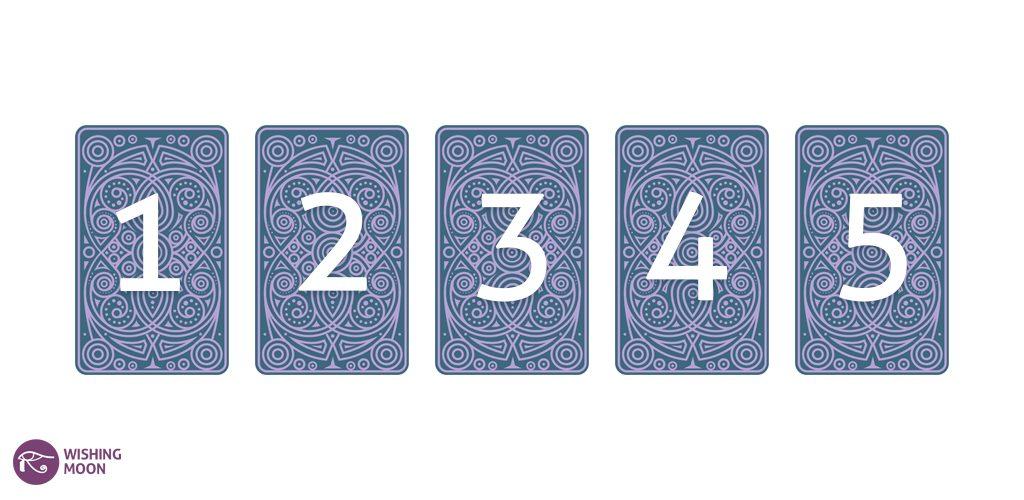 The Best 5 Tarot Card Spreads | Wishing Moon