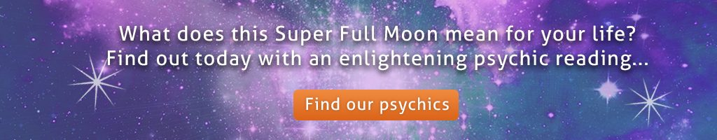 super full moon ad