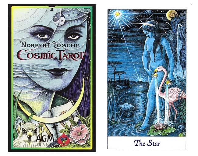 cosmic tarot im