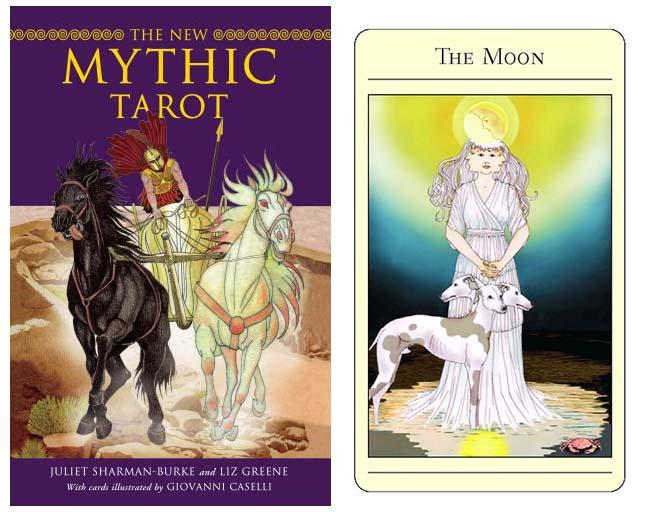 New Mythic Tarot card deck