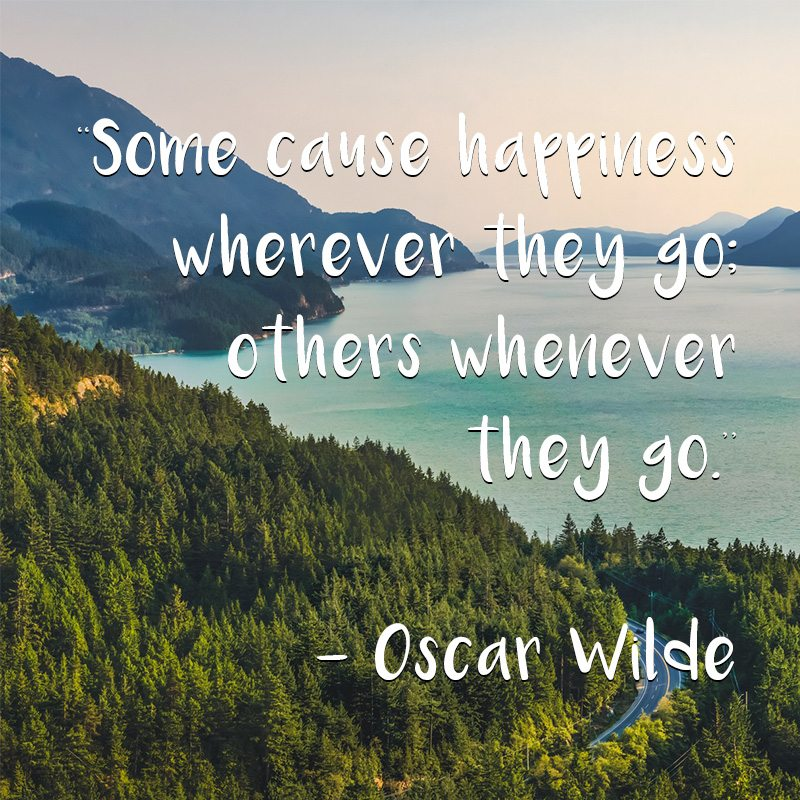 Quotes About Happiness: Happiness Quotes From Famous Authors & Poets