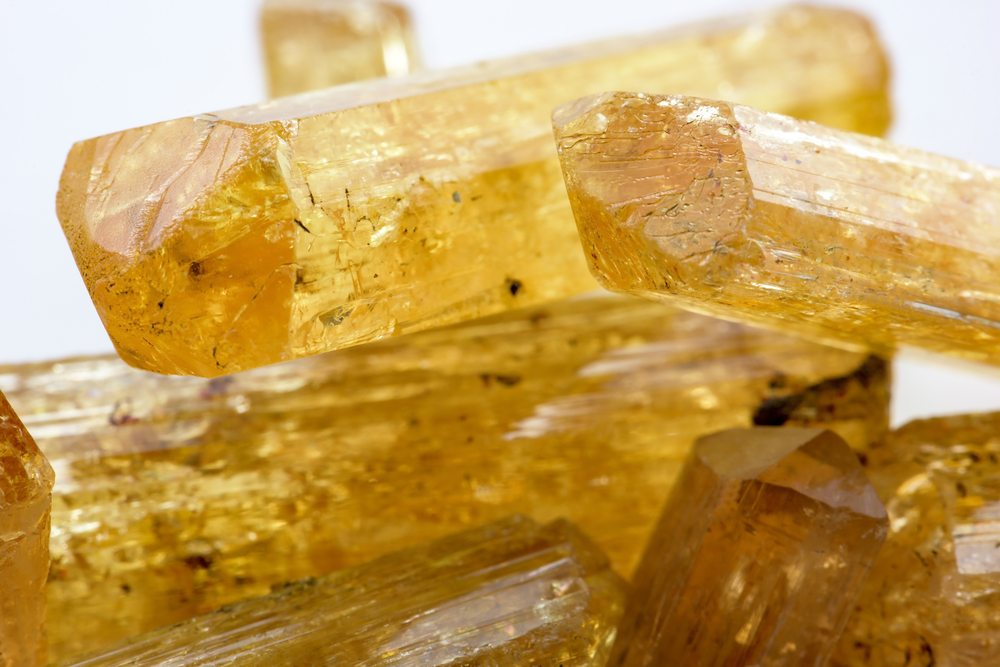 Crystal of the Month for May 2016 – Topaz