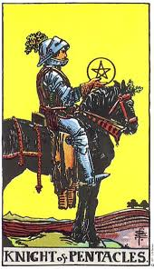 knight pentacles