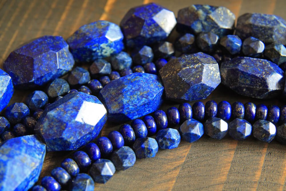 Crystal of the Month For June 2016 – Lapis Lazuli