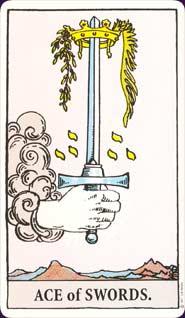 ace swords upright