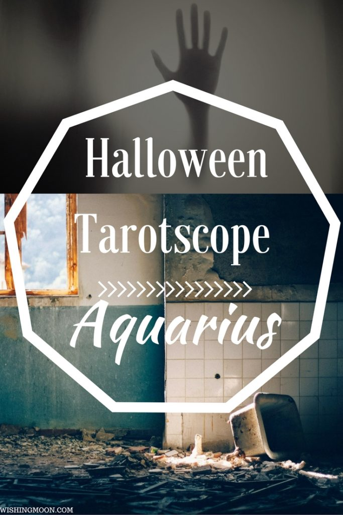 Aquarius Halloween Tarotscope