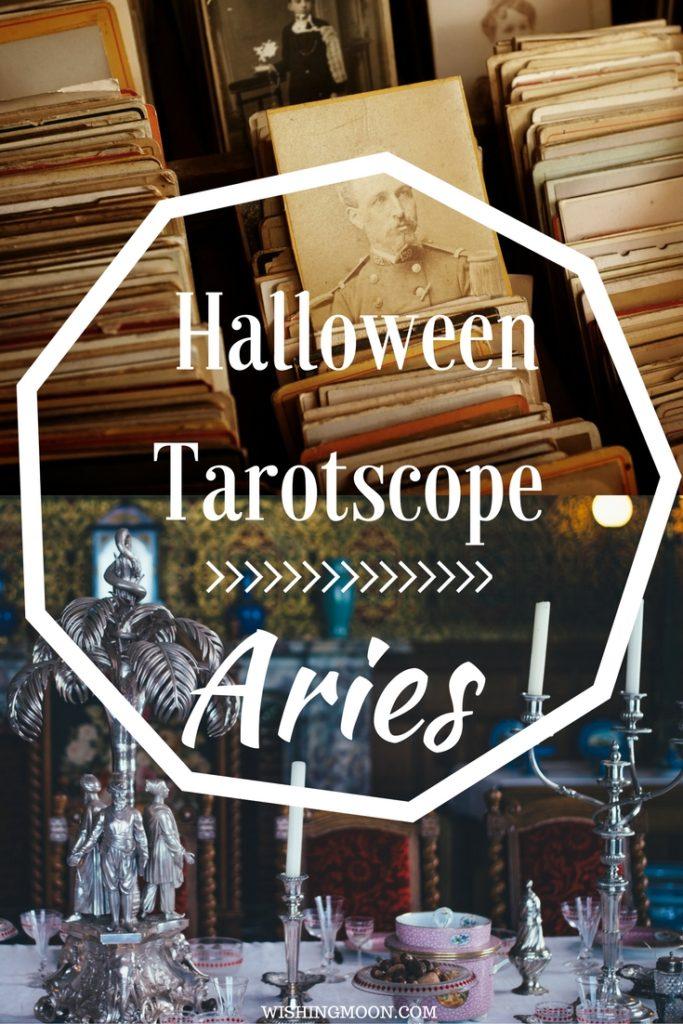 Aries Halloween Tarotscope