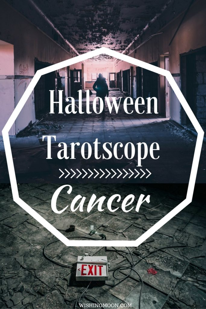 Cancer Halloween Tarotscope