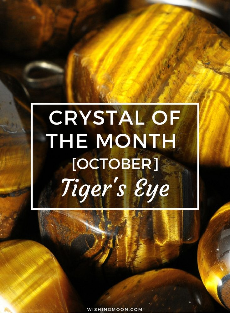 Crystal of the Month October 2016