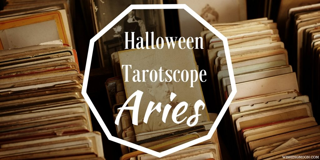 Halloween Tarotscope Aries