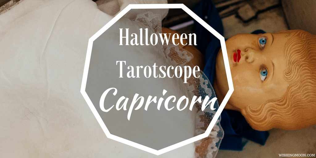 Halloween Tarotscope Capricorn