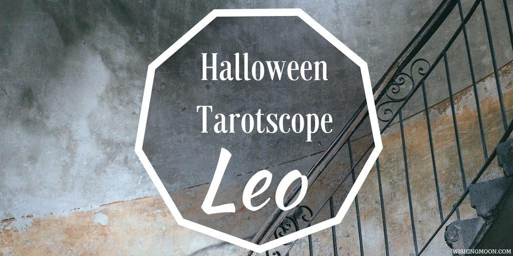 Halloween Tarotscope Leo