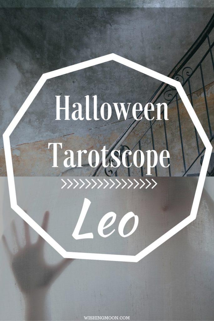 Leo Halloween Tarotscope