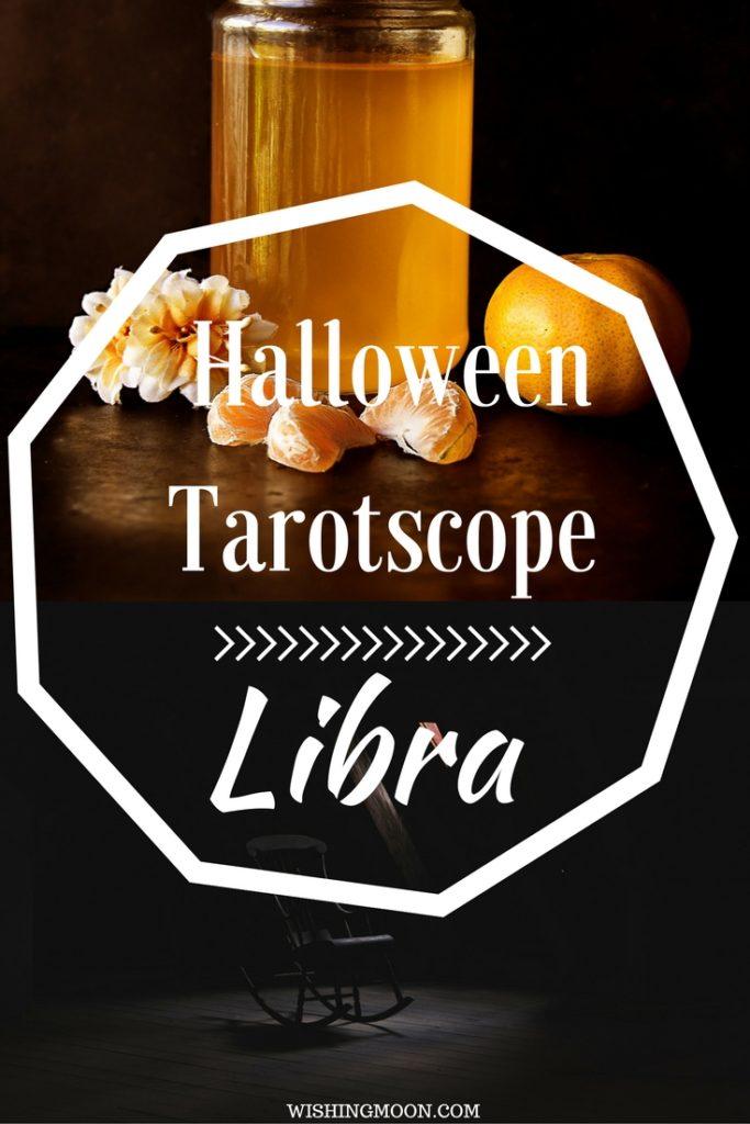 Libra Halloween Tarotscope