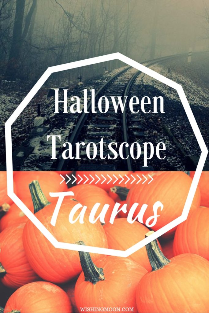 Taurus Halloween Tarotscope