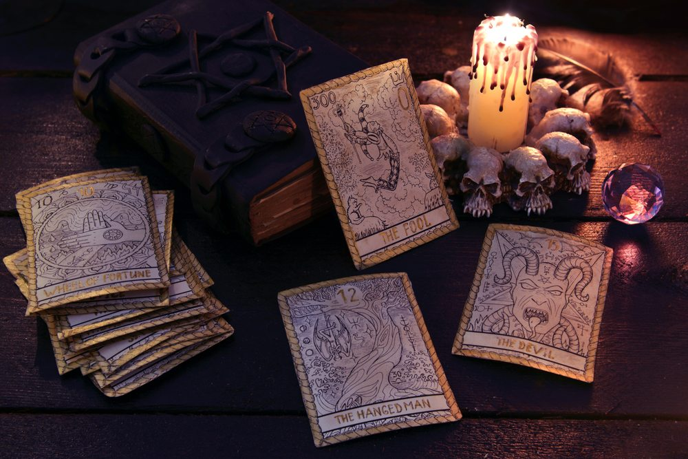 Halloween tarot cards: Are they really that scary?
