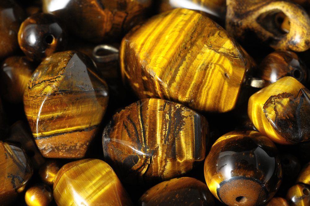 Crystal of the Month October 2016 - Tiger's Eye