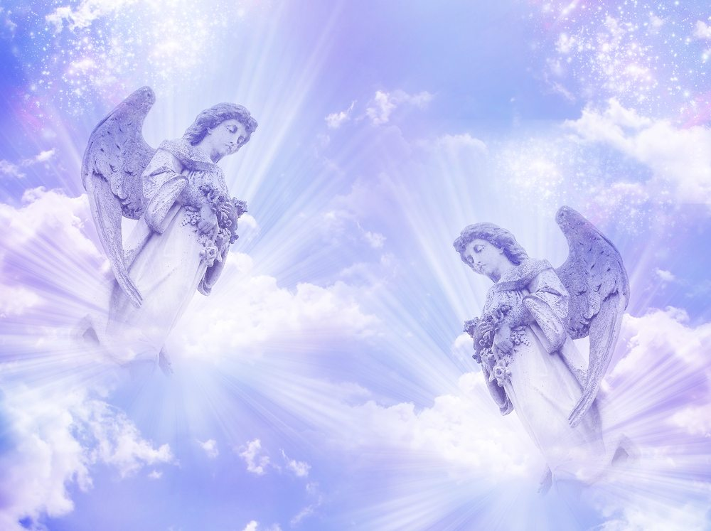 4 Signs You're Receiving Messages From Angels