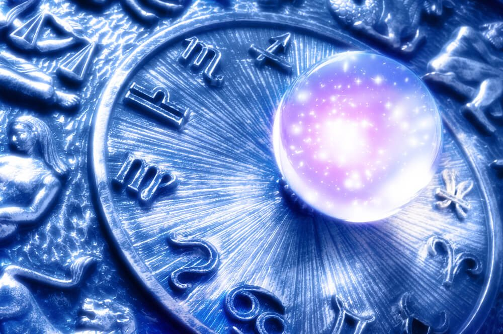The Crystal Ball: a brief history