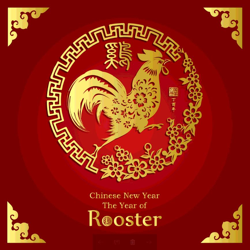 Chinese New Year: Year of The Rooster 2017 Predictions