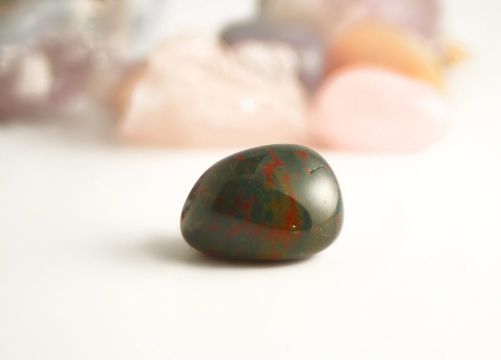 Crystal of the Month March 2017 – Bloodstone