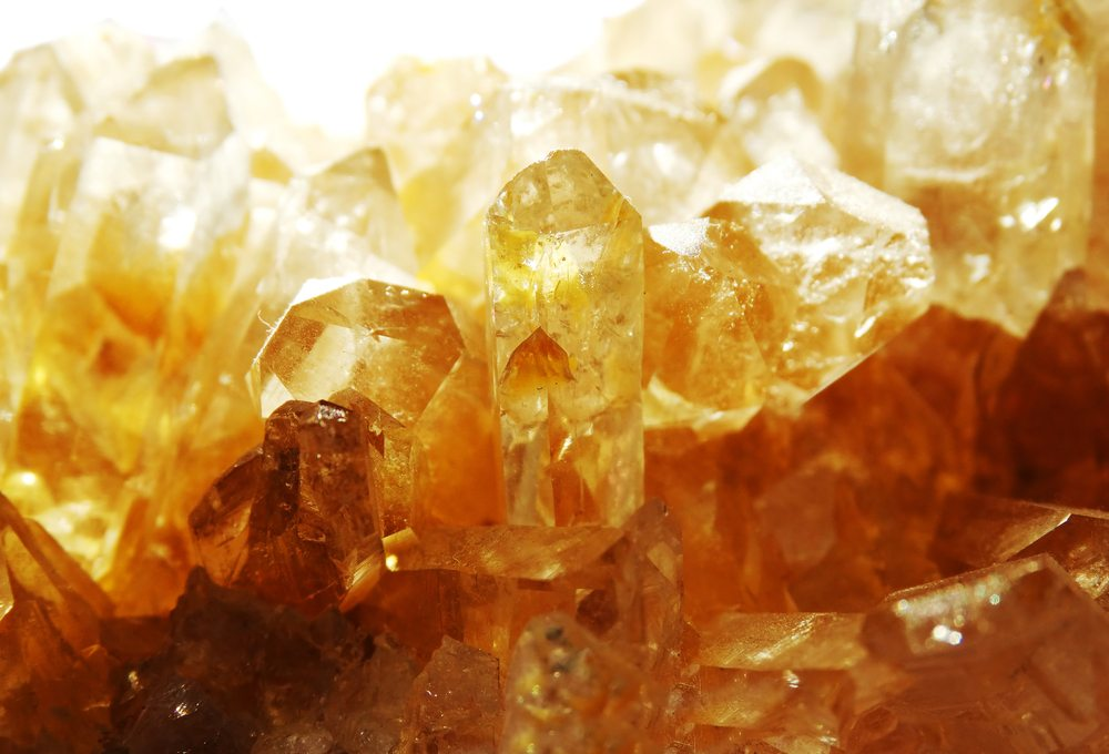 Crystal of the Month – May 2017 – Citrine