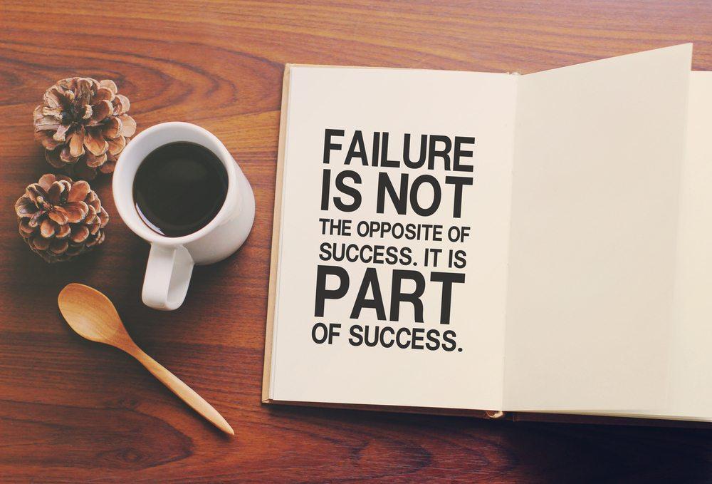 3 Reasons To Celebrate Failure