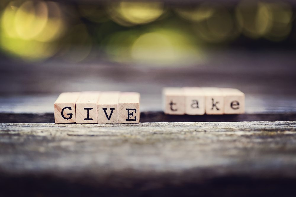Are You A Giver Or A Taker In Life?