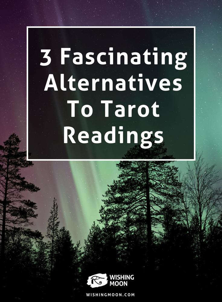 3 Fascinating Alternatives To Tarot Readings