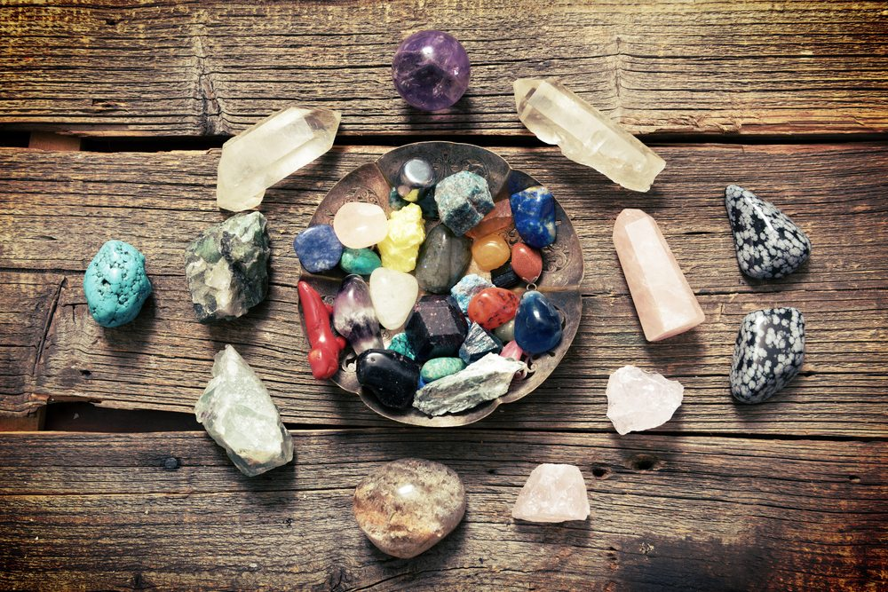 5 Crystals To Help You Transform Your Career