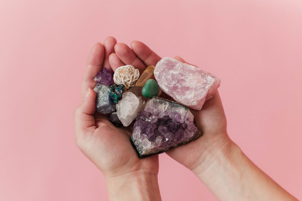 4 Crystals To Help You Learn To Love Yourself