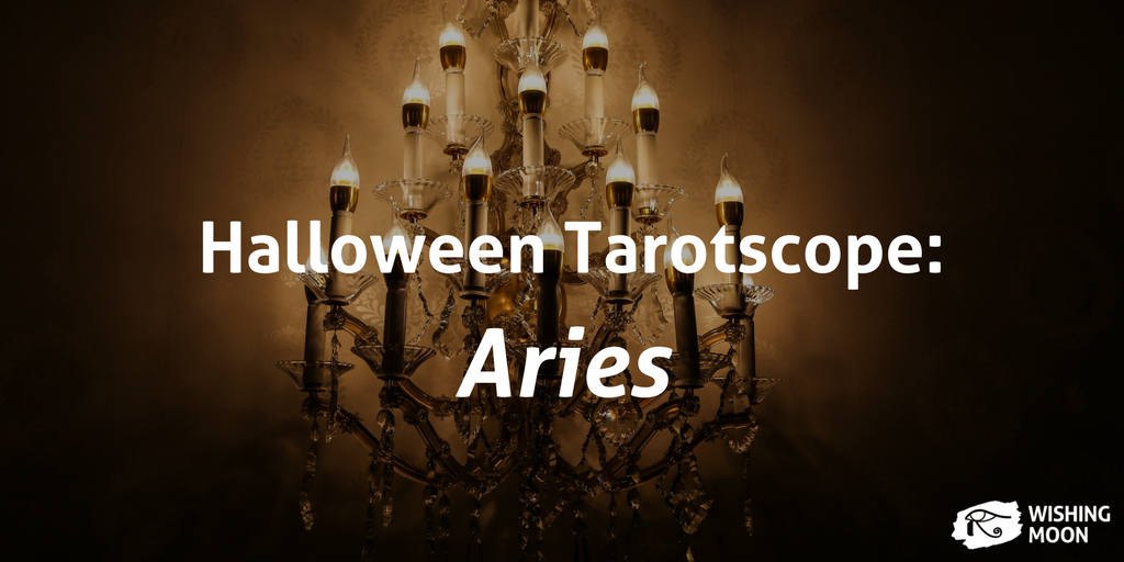Halloween Tarotscope Aries 2017