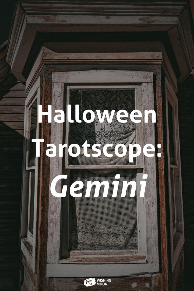 Gemini Halloween Tarotscope