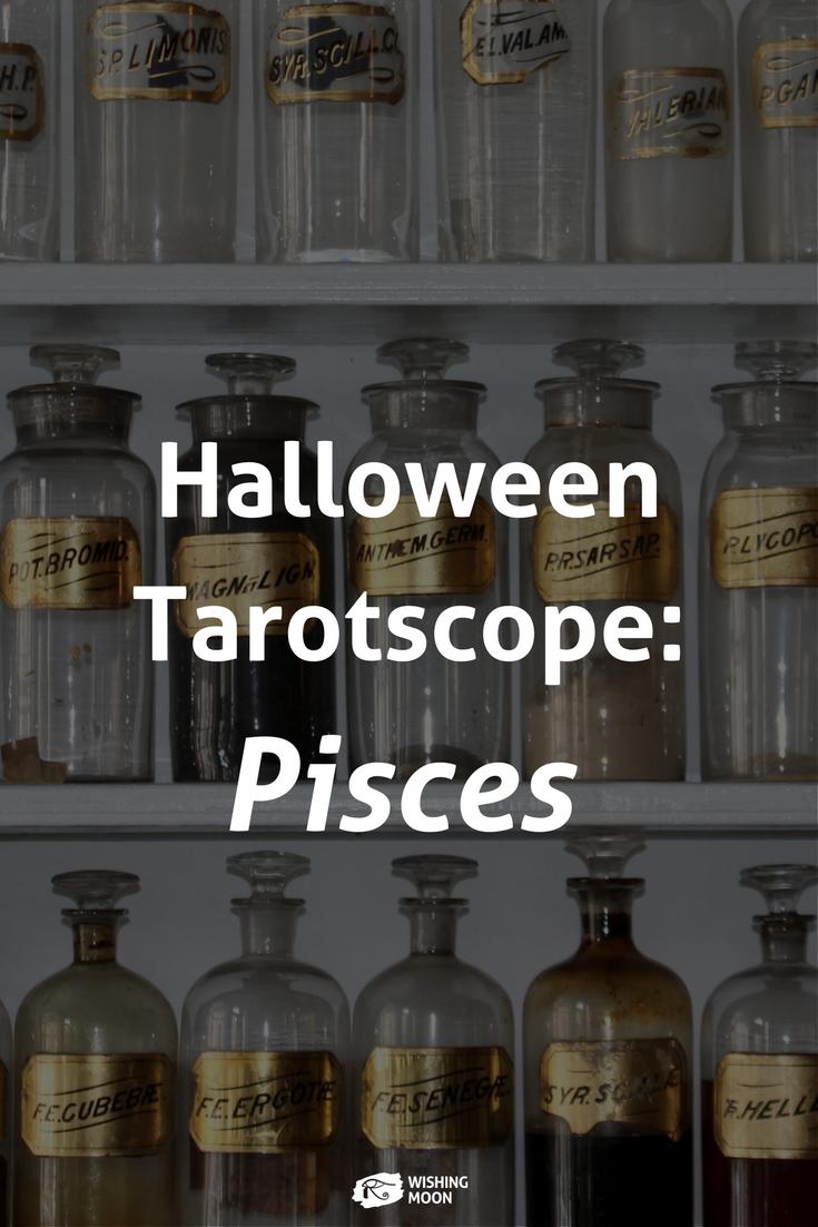 Pisces Halloween Tarotscope