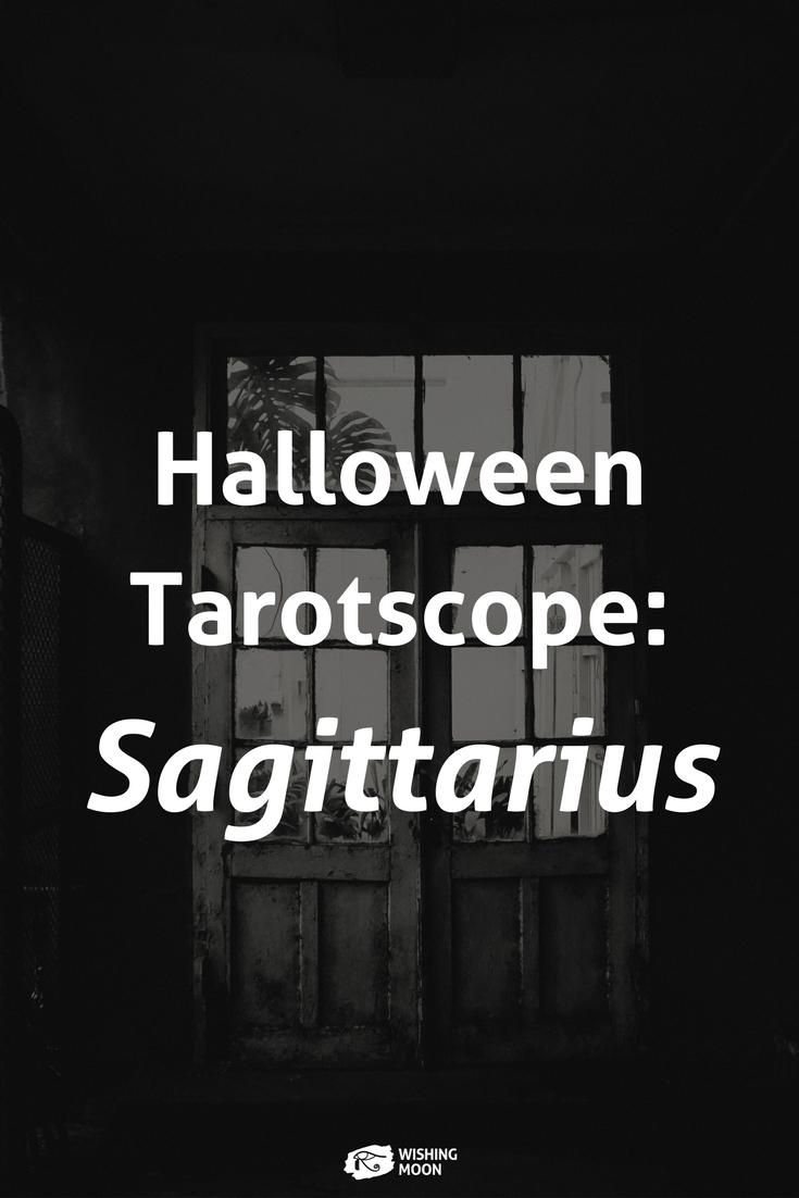 Sagittarius Halloween Tarotscope