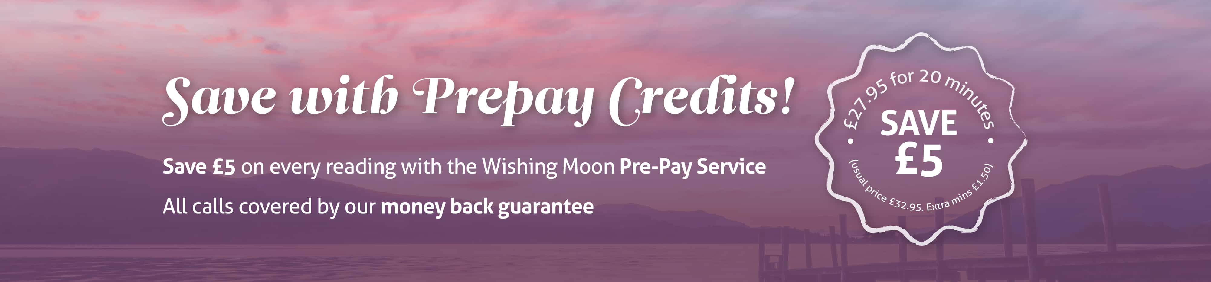 prepay wishing moon