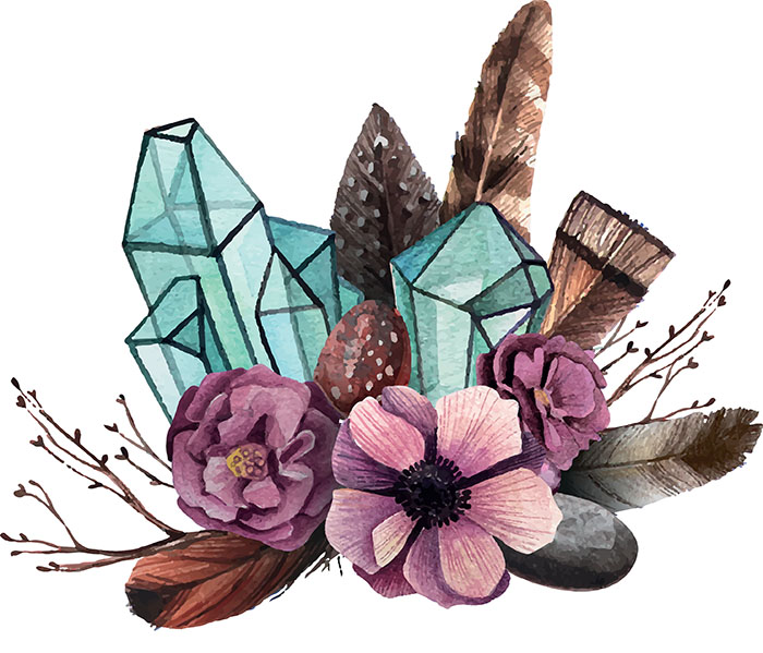 Crystals For The Spring Equinox